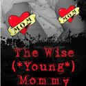 The Wise Young Mommy Badge